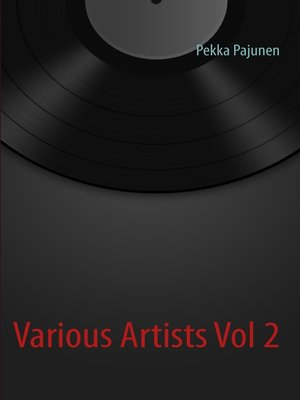 cover image of Various Artists Vol 2