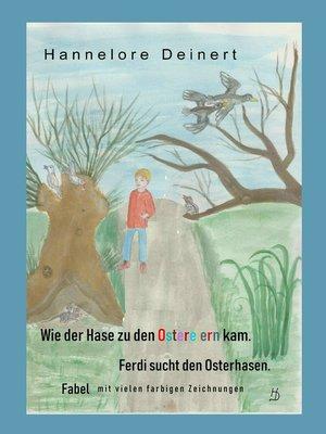 cover image of Wie der Hase zu den Ostereiern kam