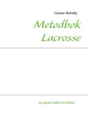 cover image of Metodbok Lacrosse