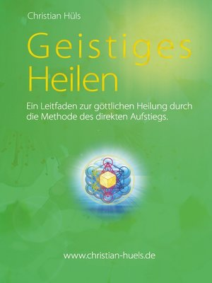 cover image of Geistiges Heilen