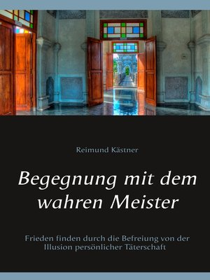 cover image of Begegnung mit dem wahren Meister