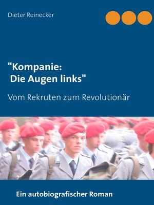 "cover image of ""Kompanie--Die Augen links"""