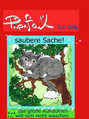 cover image of saubere Sache!