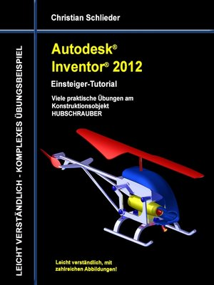 cover image of Autodesk Inventor 2012--Einsteiger-Tutorial