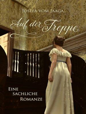 cover image of Auf der Treppe