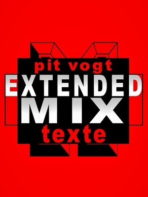 cover image of Extended Mix