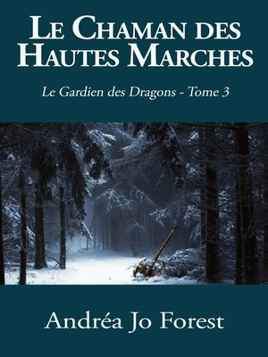 cover image of Le Chaman des Hautes Marches