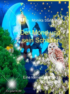 cover image of Der Mond und sein Schatten
