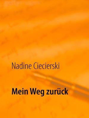 cover image of Mein Weg zurück