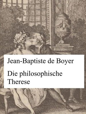 cover image of Die philosophische Therese