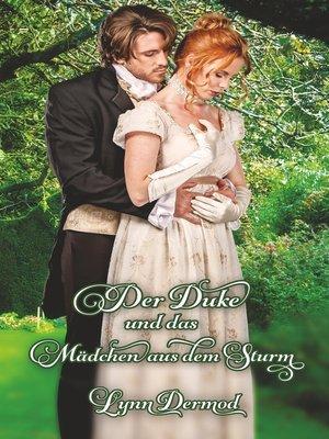 cover image of Der Duke und das Mädchen aus dem Sturm
