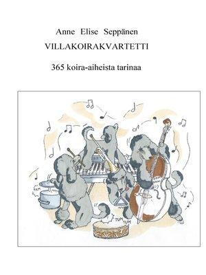 cover image of Villakoirakvartetti