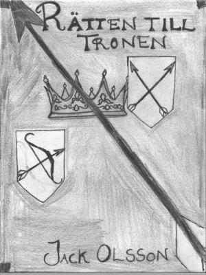 cover image of Rätten till Tronen