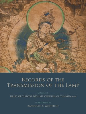 cover image of Records of the Transmission of the Lamp