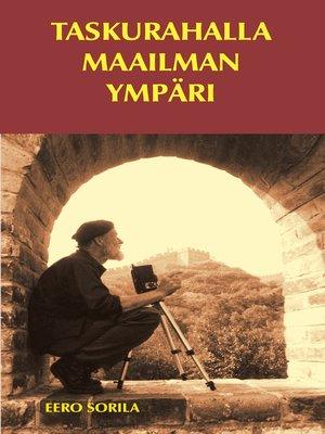 cover image of Taskurahalla Maailman Ympäri