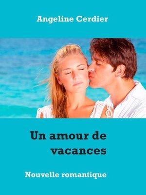 cover image of Un amour de vacances