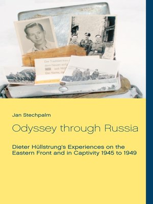 cover image of Odyssey through Russia