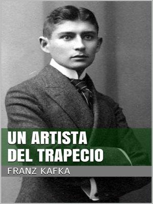 cover image of Un artista del trapecio