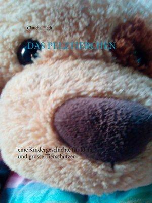 cover image of eine Kindergeschichte für kleine und grosse Tierschützer