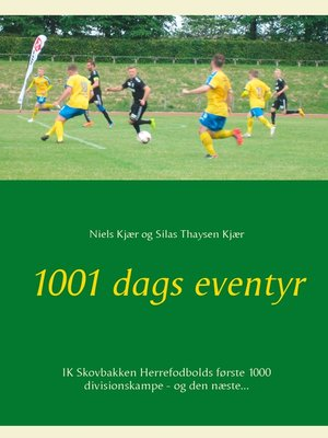 cover image of 1001 dags eventyr