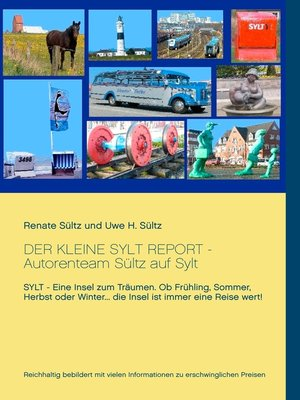 cover image of Der kleine Sylt Report