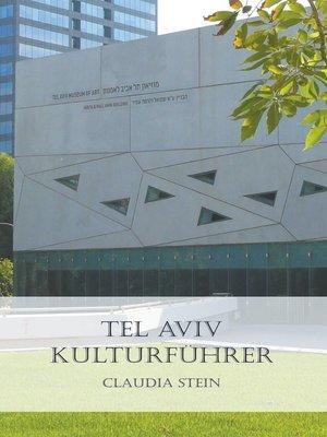 cover image of Tel Aviv Kulturführer