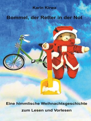 cover image of Bommel, der Retter in der Not