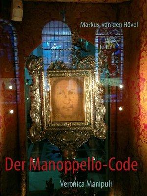 cover image of Der Manoppello-Code