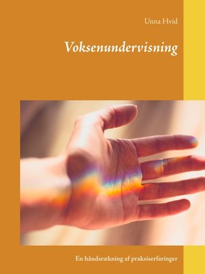 cover image of Voksenundervisning