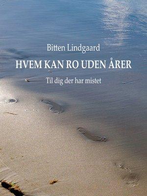 cover image of Hvem kan ro uden årer