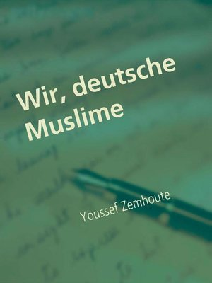 cover image of Wir, deutsche Muslime