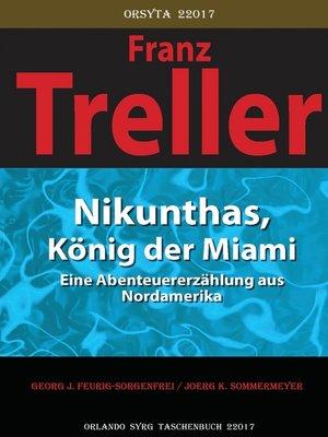 cover image of Nikunthas, König der Miami