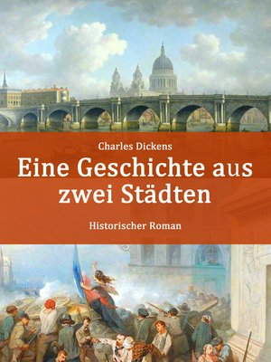 cover image of Eine Geschichte aus zwei Städten