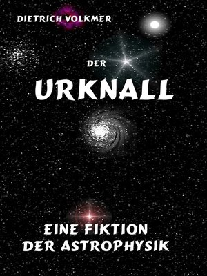 cover image of Der Urknall