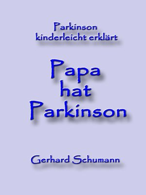 cover image of Papa hat Parkinson