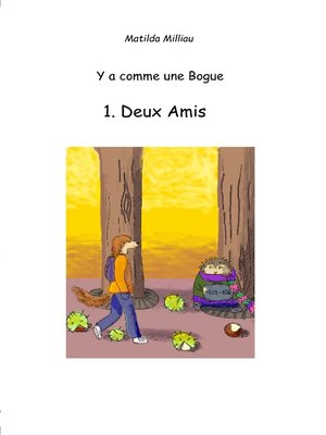 cover image of Deux amis