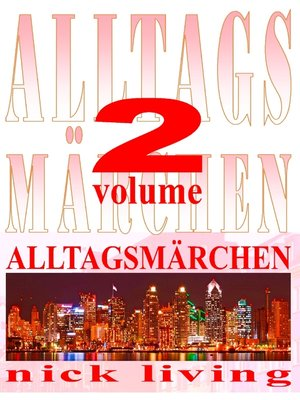 cover image of Alltagsmärchen