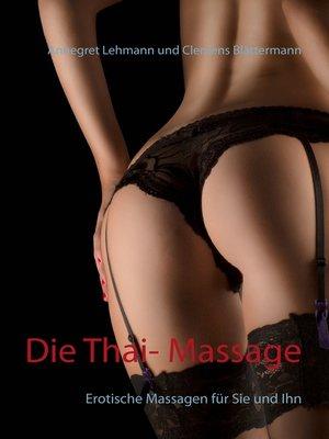 cover image of Die Thai- Massage