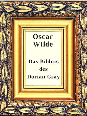cover image of Das Bildnis des Dorian Gray