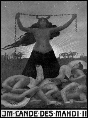 cover image of Im Lande des Mahdi II