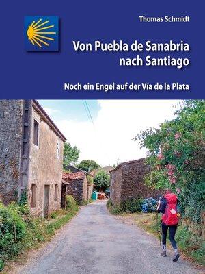 cover image of Von Puebla de Sanabria nach Santiago