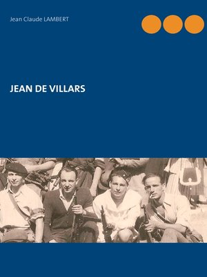 cover image of Jean de Villars