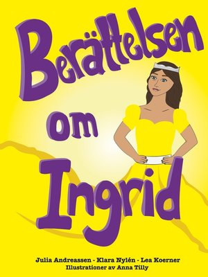 cover image of Berättelsen om Ingrid