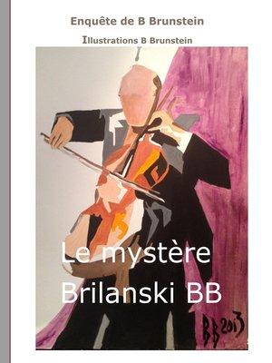 cover image of le mystère Brilanski