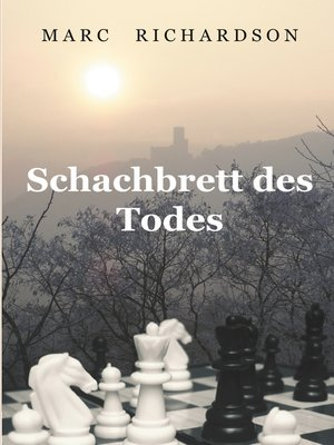 cover image of Schachbrett des Todes