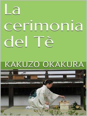 cover image of La cerimonia del Tè