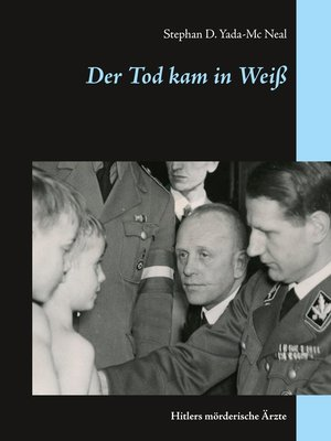 cover image of Der Tod kam in Weiß