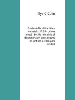cover image of Poudre de fée--Little little--Immortels