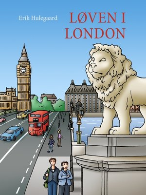 cover image of Løven i London