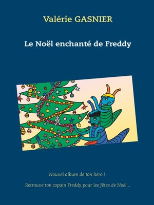cover image of Le Noël enchanté de Freddy